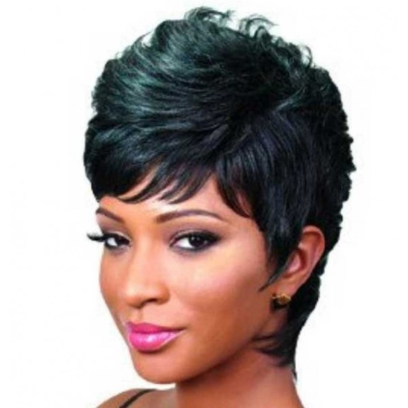 Accessories - Beautiful Pixie Wig